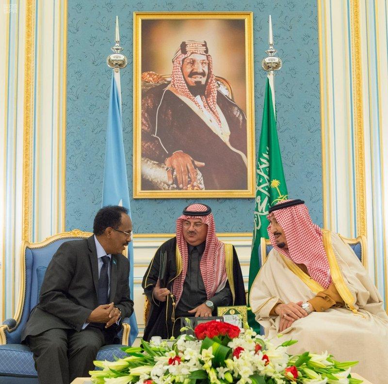 Somalia And The Saudi Battleship That Saw Siad Barre's