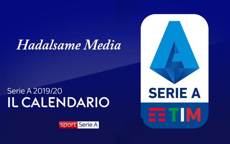 Calendario As Roma 2019 20.Serie A Isku Aadka Horyaalka Talyaaniga 2019 20 Oo La