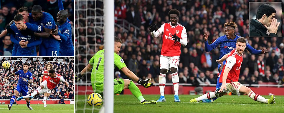 GOOGOOSKA: Arsenal vs Chelsea 1-2 (Chelsea oo Arsenal ...